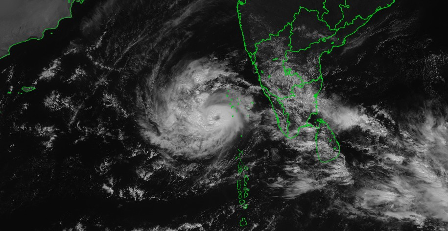 Cyclone Tropical OCKHI (IMD)