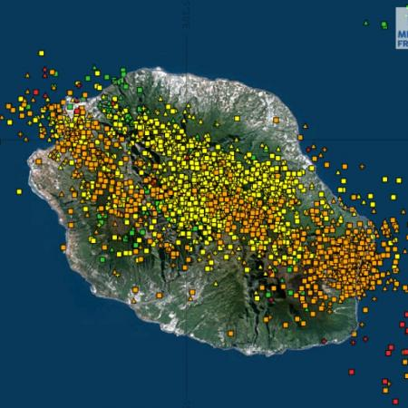 foudre à la Réunion