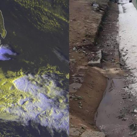 Orage grele madagascar octobre 2020 orage la reunion