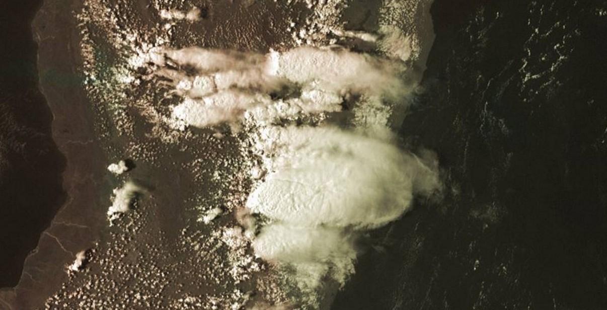 Orages du 15 10 2016 vu par e satellite MSG1 (EUMETSAT)
