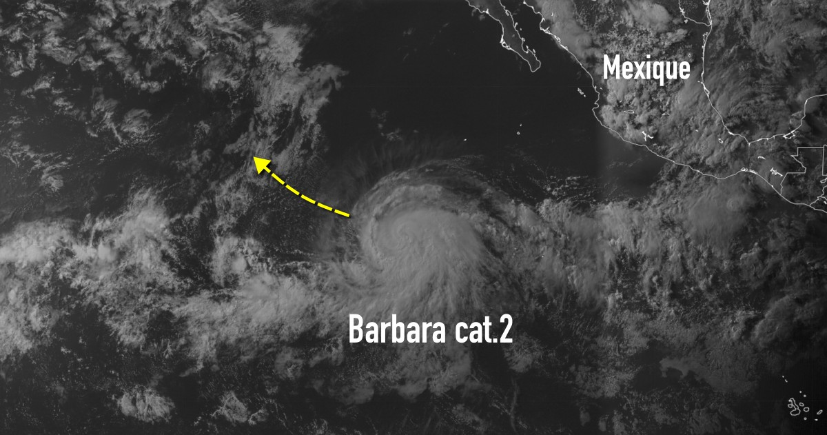 Ouragan barbara