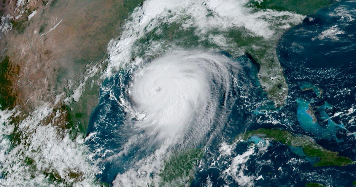 Ouragan majeur laura