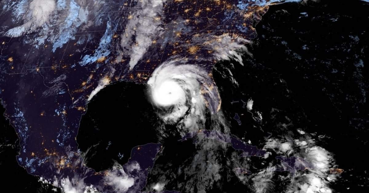 Ouragan michael floride