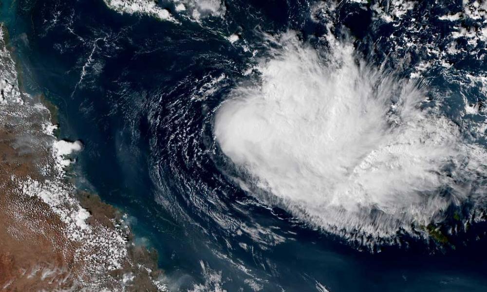 tempête tropicale Owen