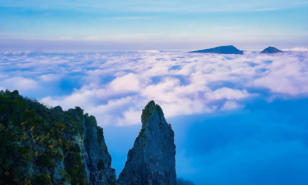 Record de température max et min à la Réunion