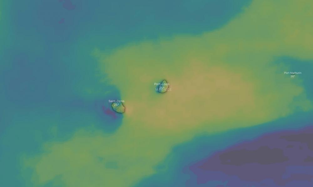 cumul pluviométrique IFS
