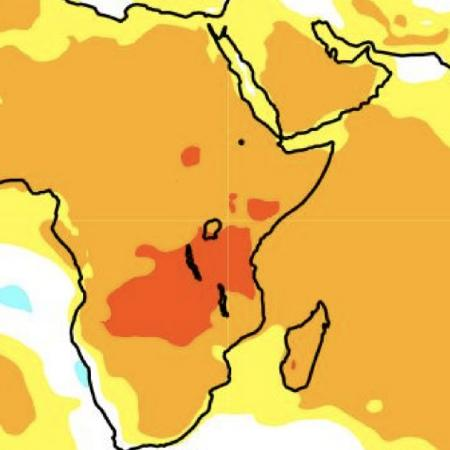 Prevision hiver austral ocean indien