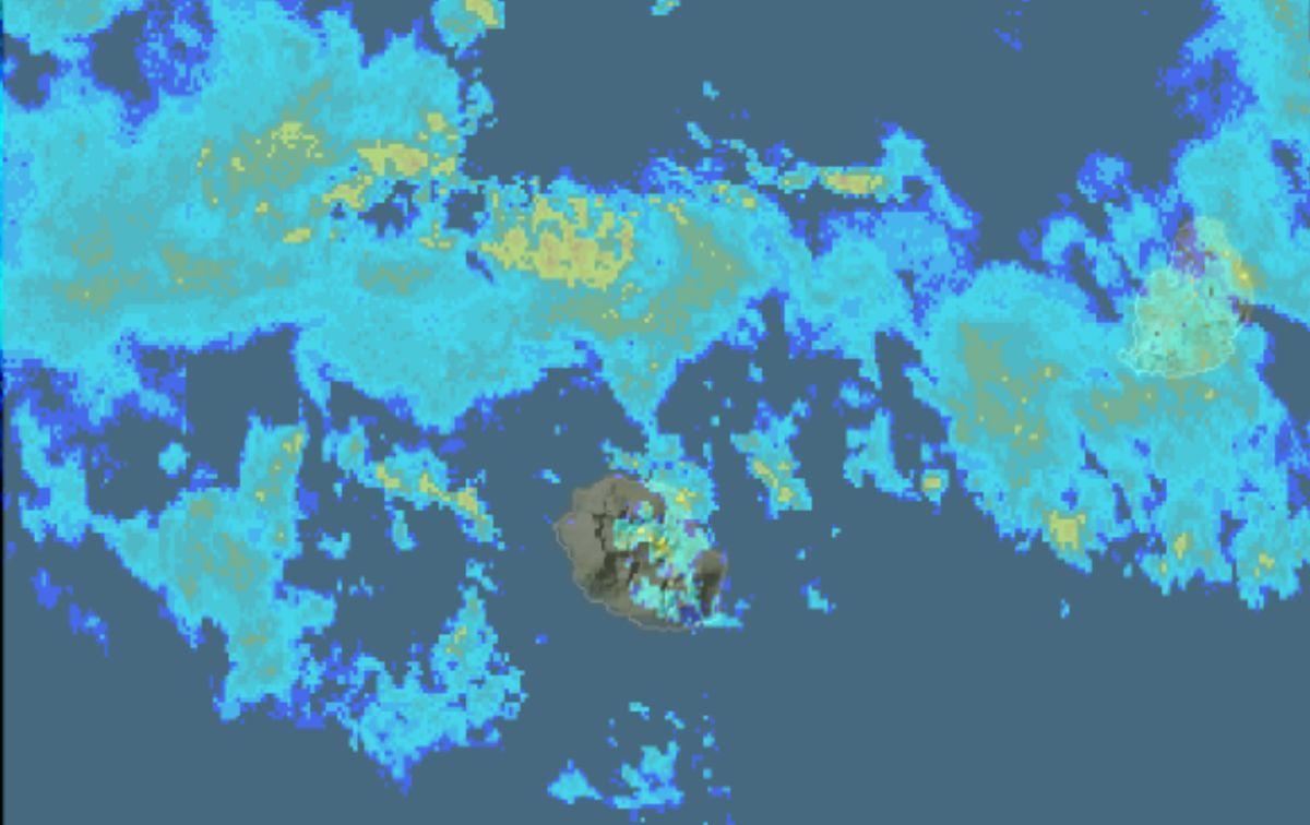 Radar meteo france