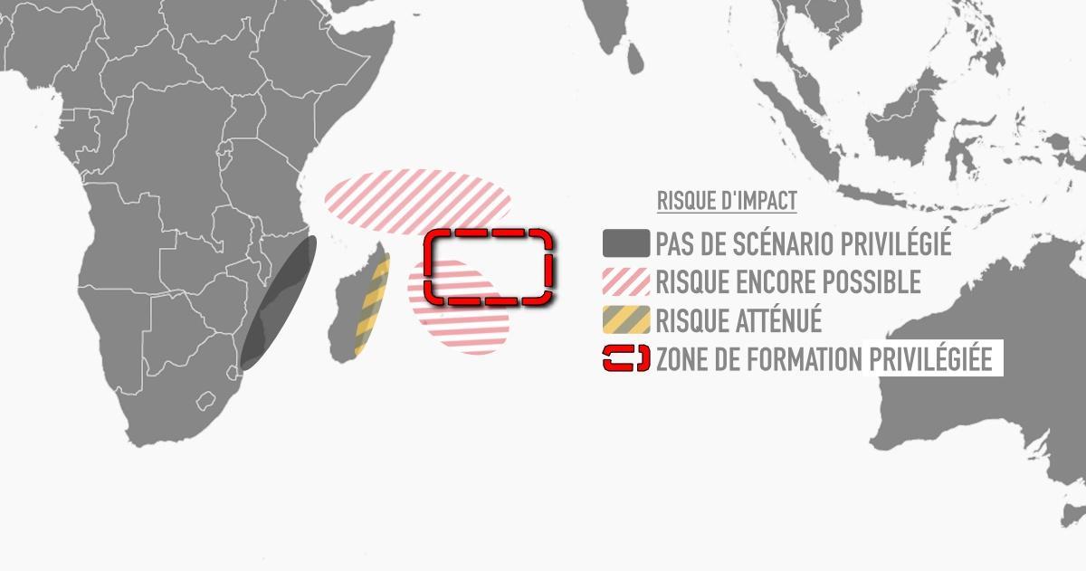 Risque d impact cyclonique