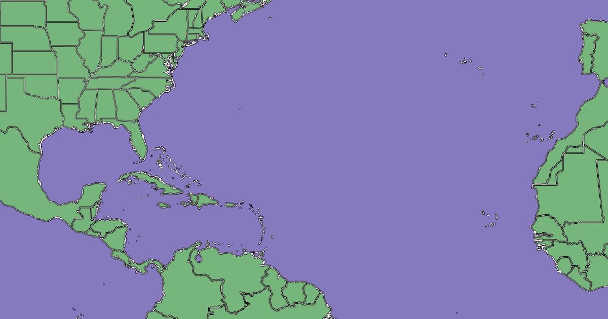 Saison ouragan atlantique nord