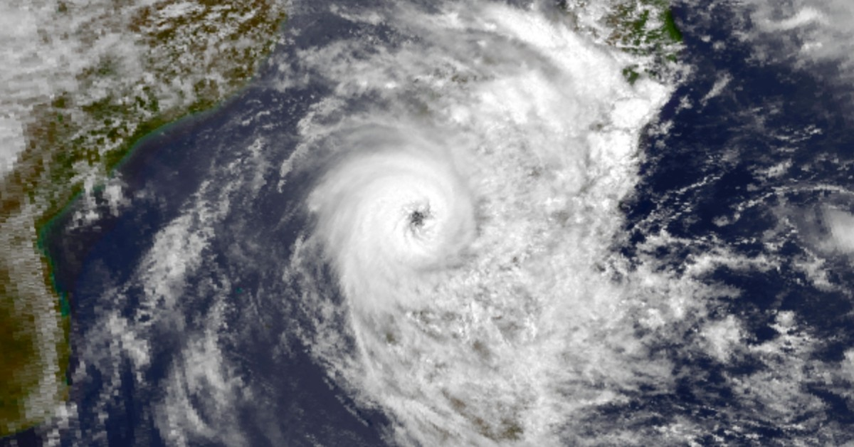 cyclone tropical calasanjy