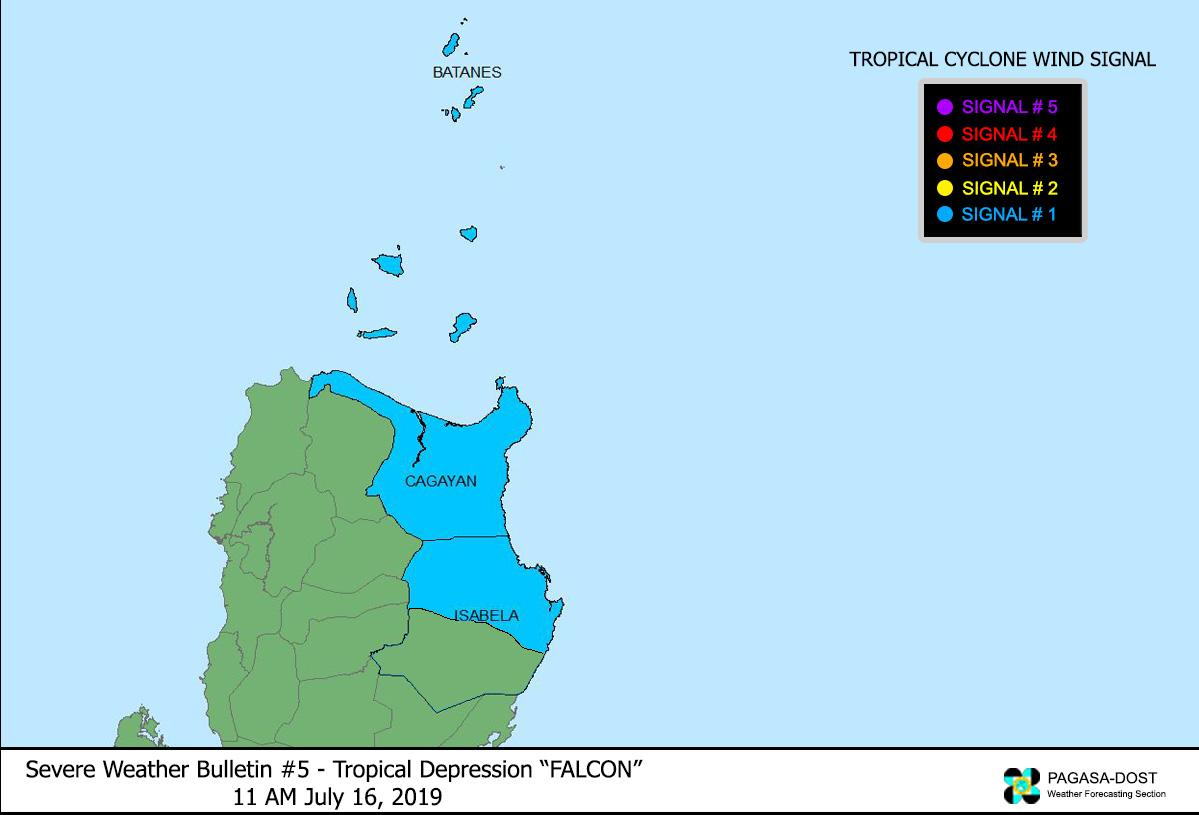alerte cyclonique au Philippines