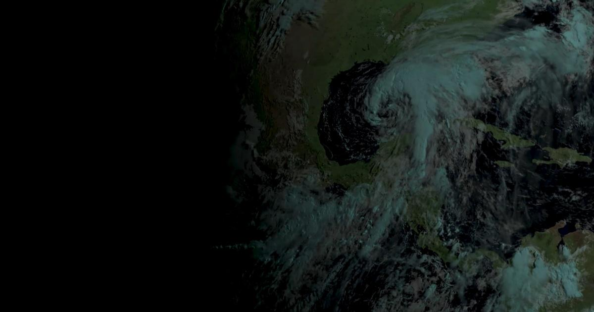 Storm cristobal