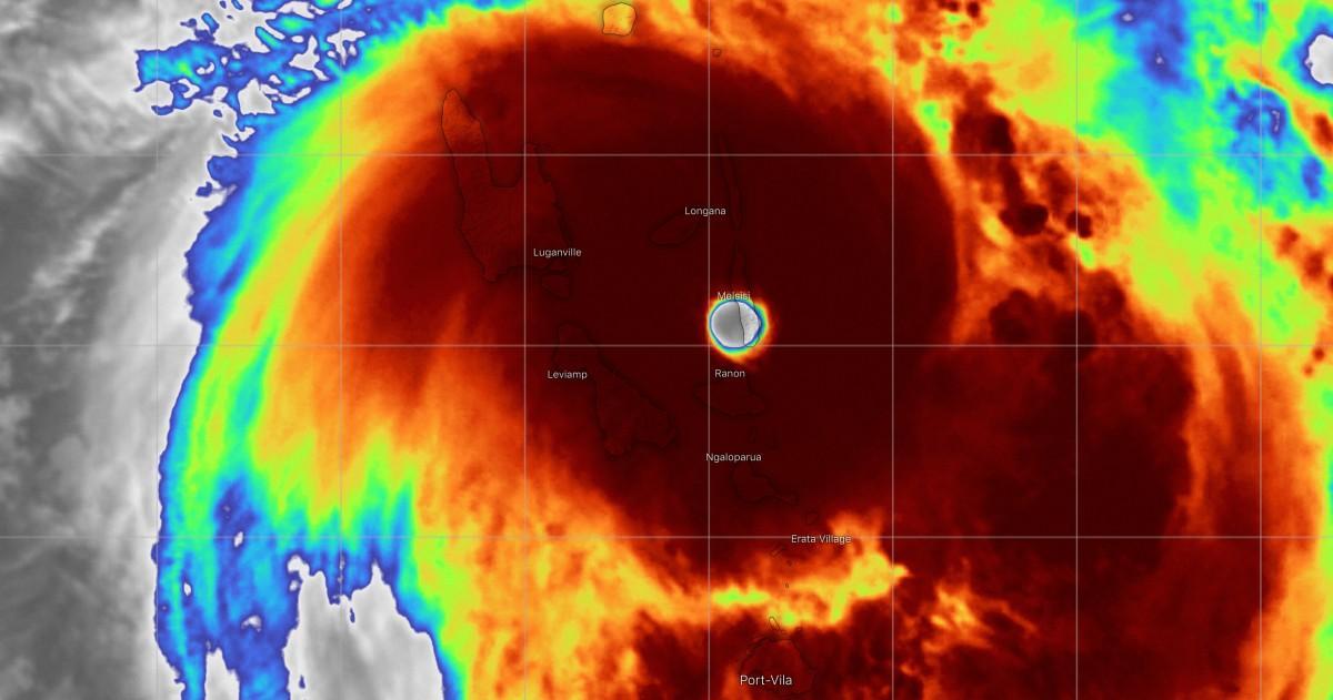 Super cyclone harold