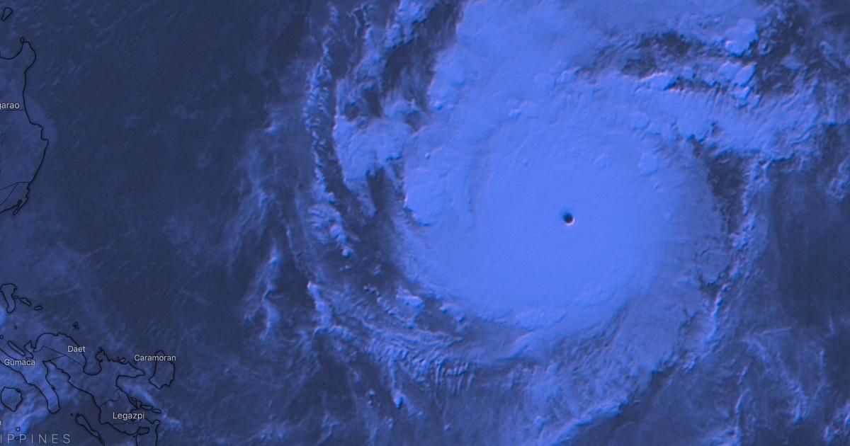 Super typhon goni 1
