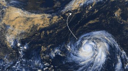 Super typhoon hagibis track