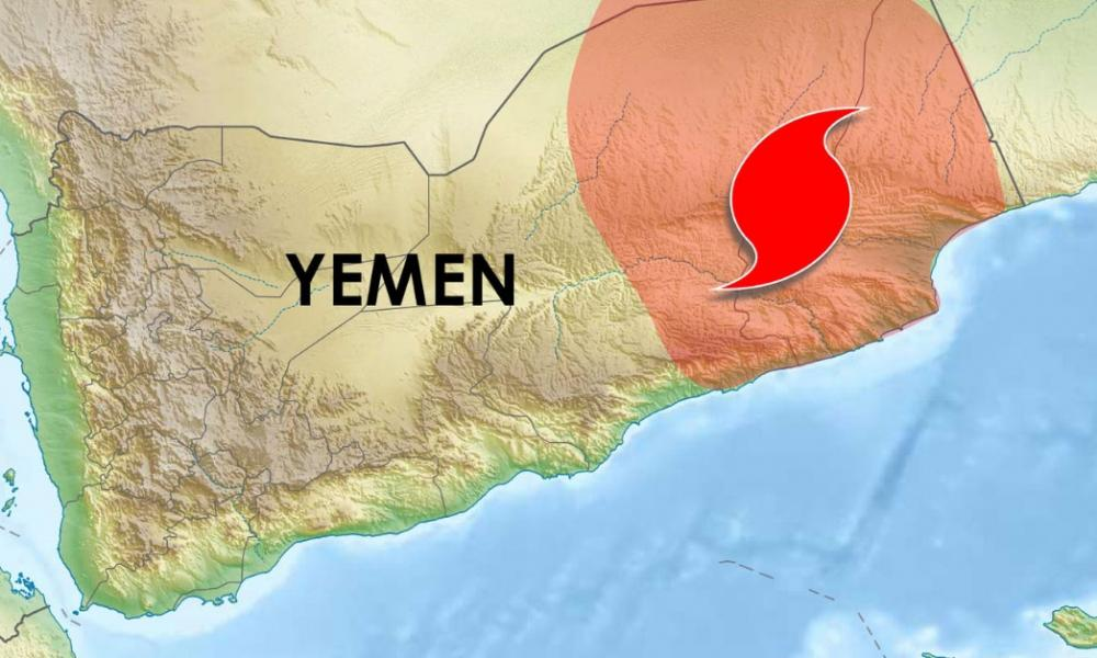 Tempete luban yemen
