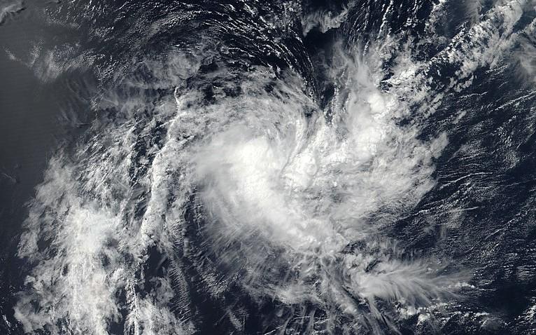 Dépression ou Tempete tropicale 16 septembre 2018