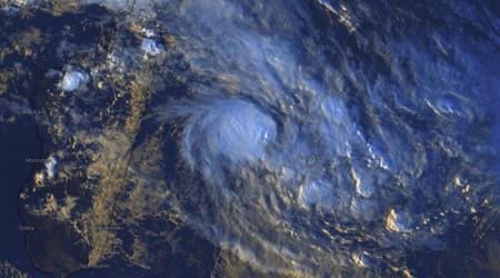 Tempete tropicale diane maurice alerte 3