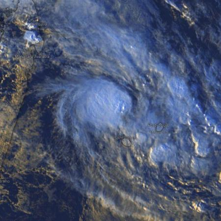 Tempete tropicale diane maurice alerte 3