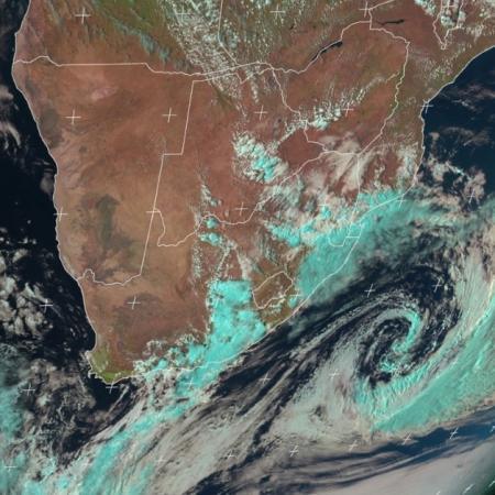 Tendance activite cyclonique ocean indien sud ouest