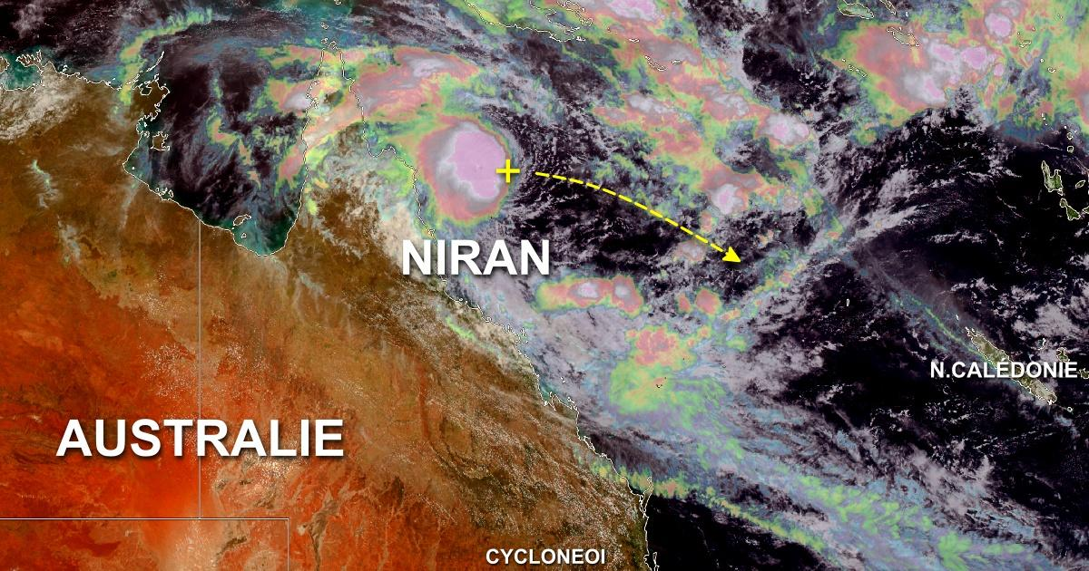 Tropical cyclone niran