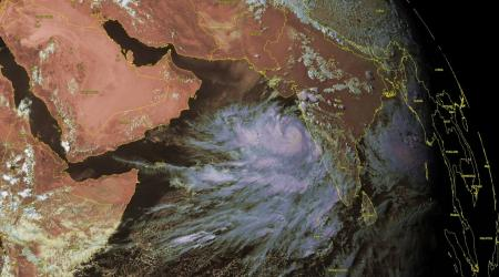 Tropical cyclone vayu