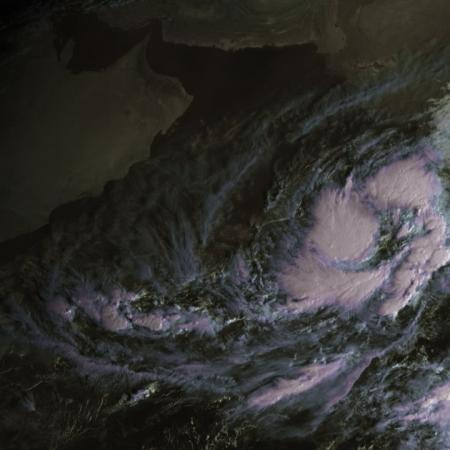 Tropical storm kyarr