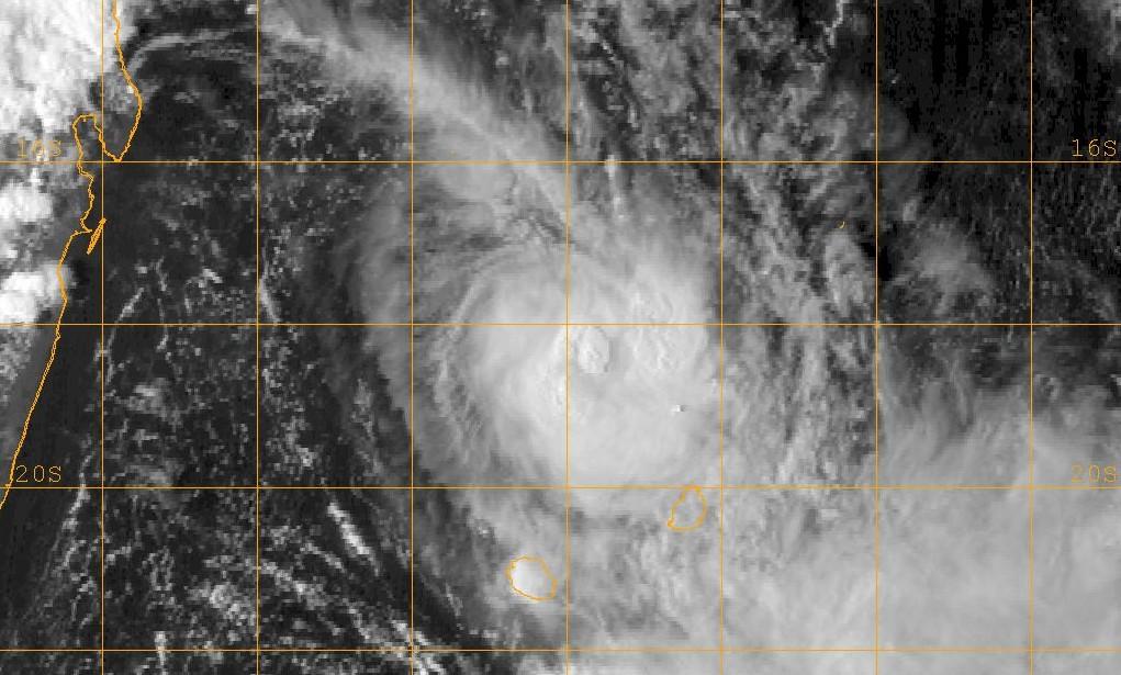 Tempête Tropicale n°9 le 19 février 2006 à 1300z (NRL)
