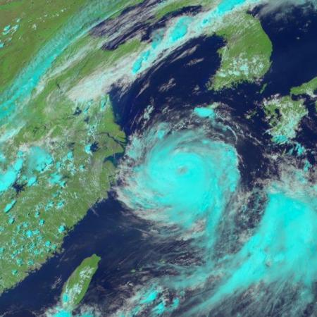 Typhoon bavi