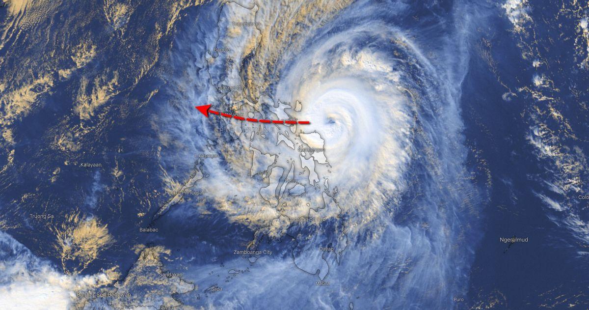 Typhoon jammuri philippines