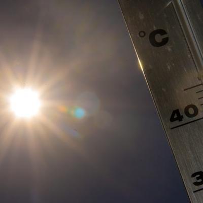 record absolu chaleur à la réunion