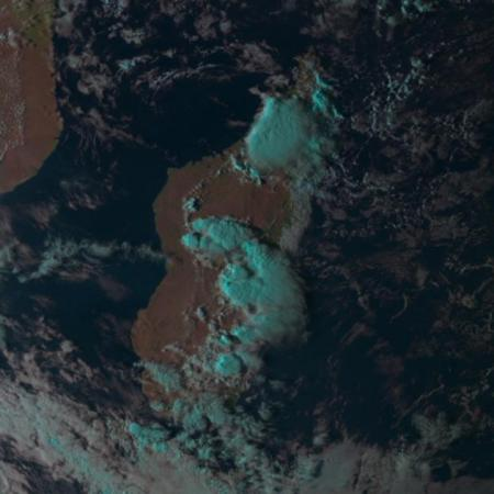 Violents orages a madagascar octobre 2020