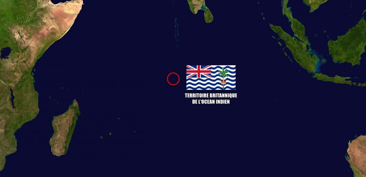 Territoire Britannique de l'ocean indien