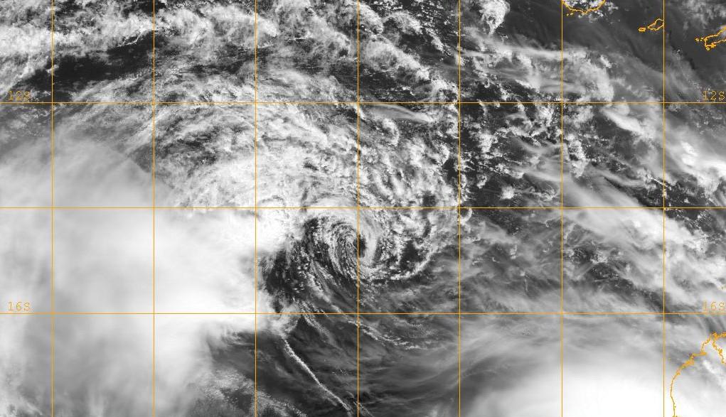 Ex-Yvette image visible du 23 dec à 0600 UTC (NRL)