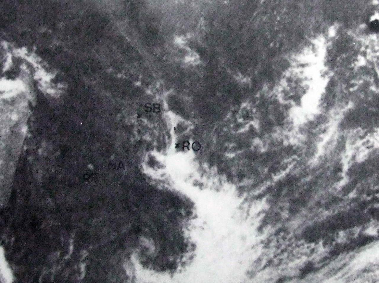 28 mars 79 0600utc (Météo France)