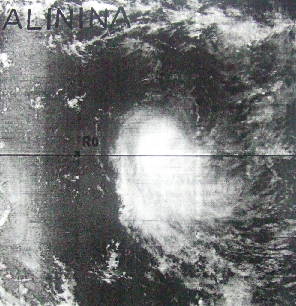 ALININA 18 01 87 1054UTC