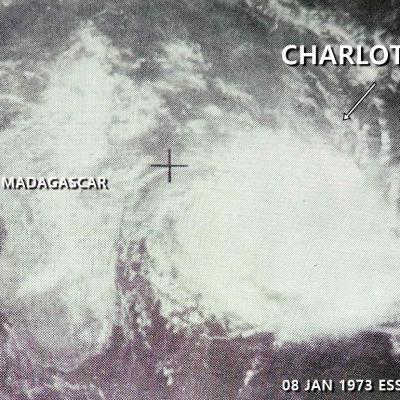 CHARLOTTE TTM 45KT (source IBTrACS)