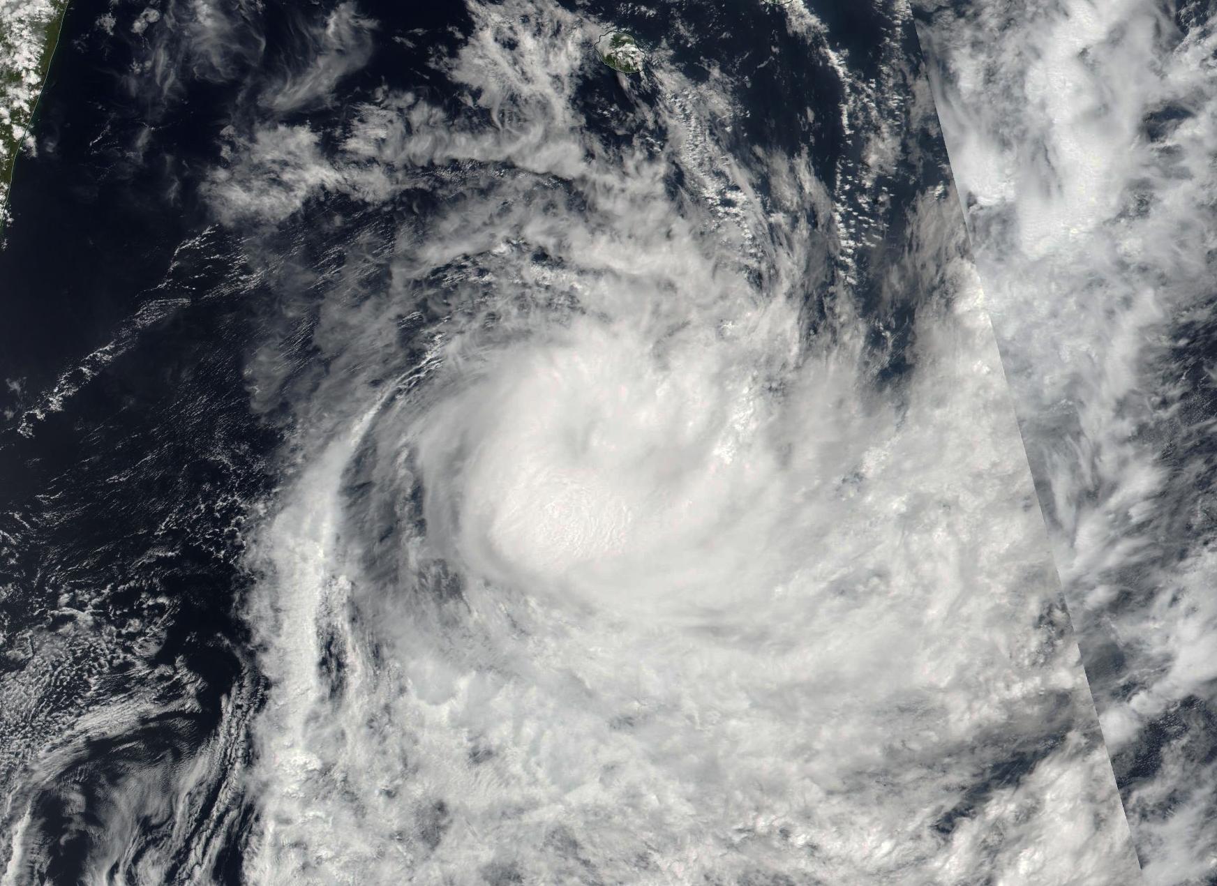 Tempête Modérée DAYA le 11/02/2016-NPP