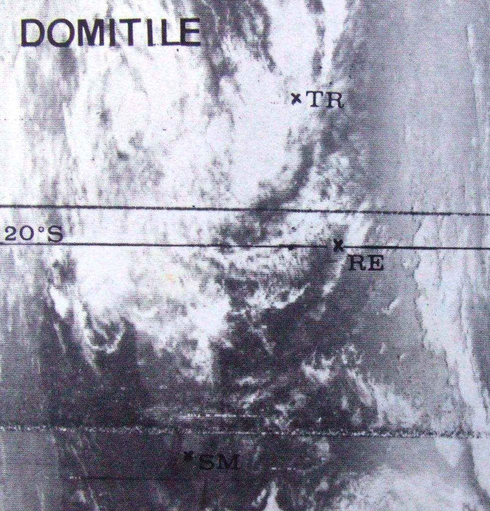 DOMITILE TTM (40 kt source IBTrACS)