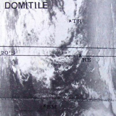 DOMITILE TTM (40 kt source IBTrACS)