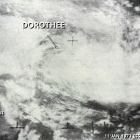 DOROTHEE TTM 40KT (source IBTrACS)