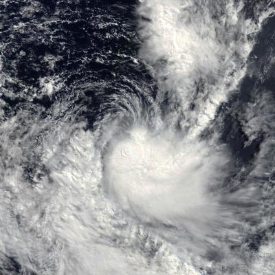Tempête Modérée FERNANDO le 14/03/2017-TERRA