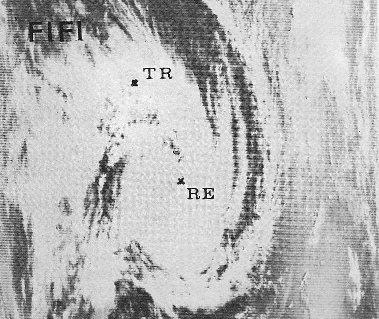 FIFI CT (75 kt source IBTrACS)