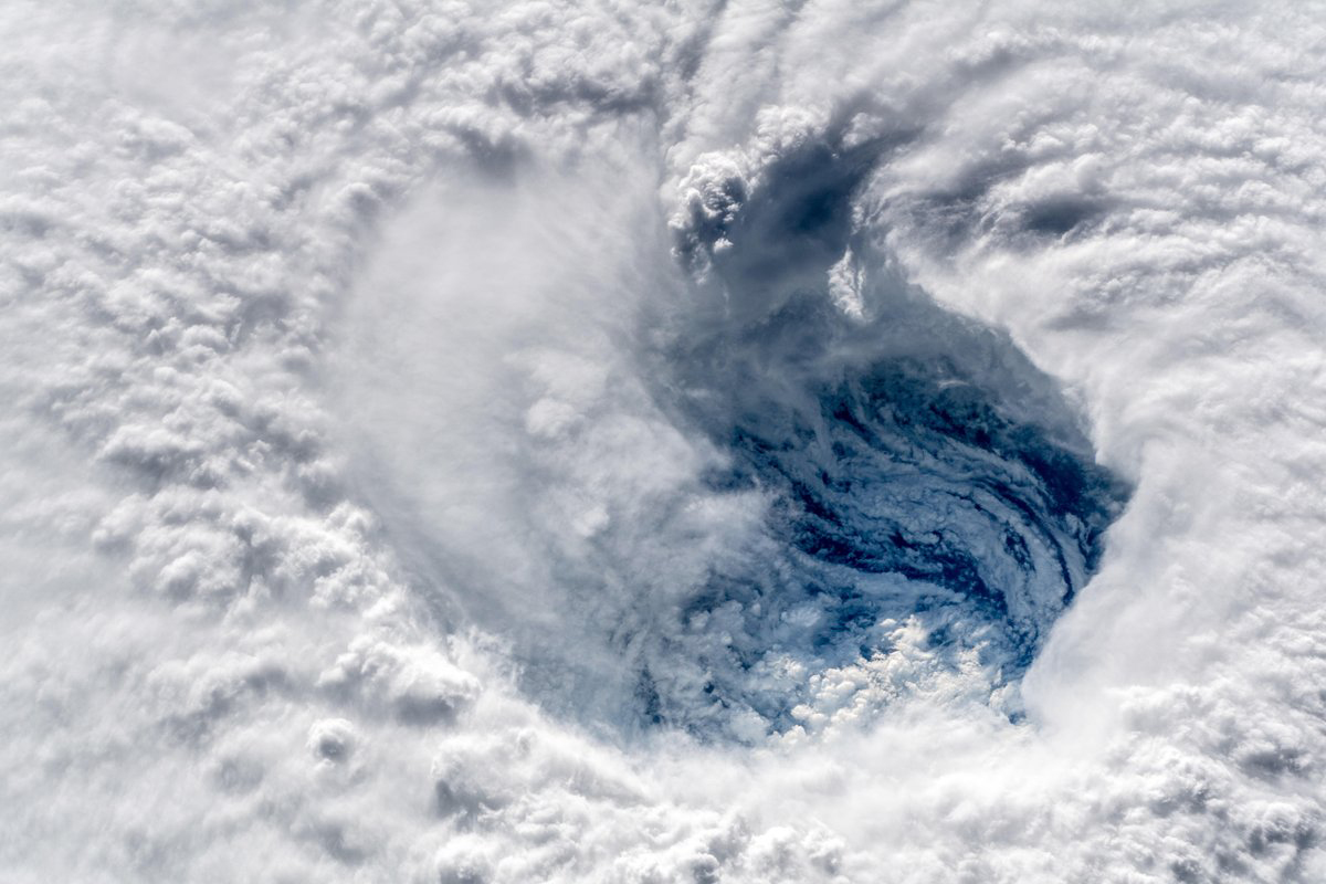 Guide cyclone