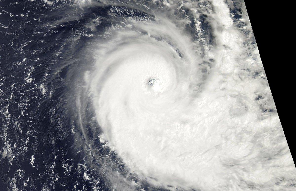 Cyclone Tropical Intense HALEH le 04/03/2019 AQUA