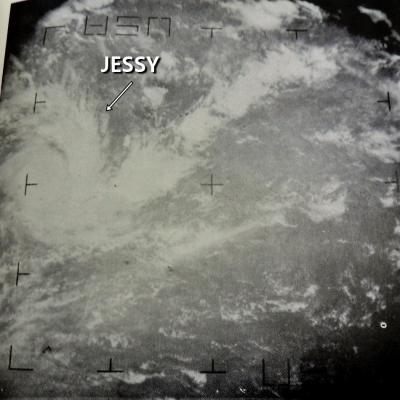 JESSY CTI 95KT (source IBTrACS)