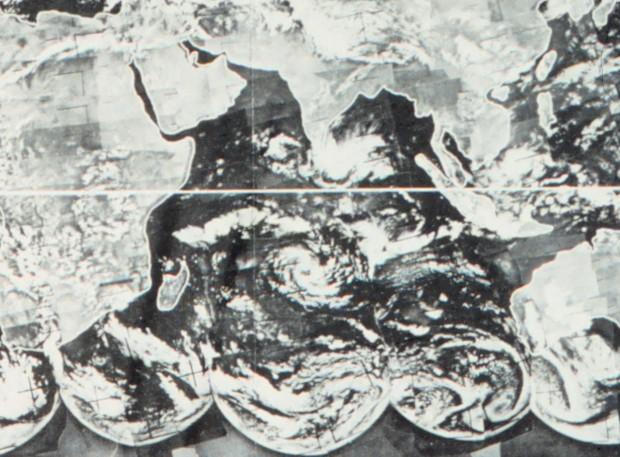 Cyclone KATHLEEN 13 02 1965