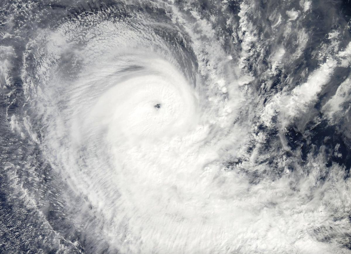 Cyclone Tropical LORNA le 28/04/2019 TERRA