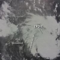 LYDIE un cyclone destructeur